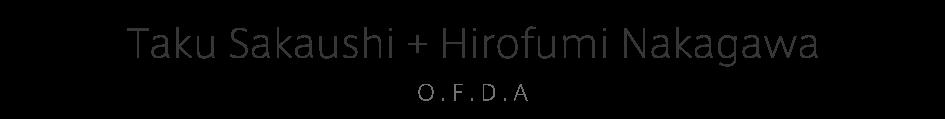 O.F.D.A. | Taku Sakaushi+Hirofumi Nakagawa | 坂牛 卓 + 中川 宏文